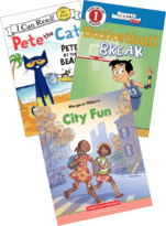 Booksource Leveled Reading Collection